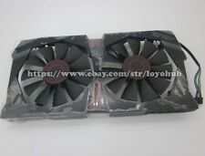 Original For ASUS Raptor STRIX-GTX750TI-OC-2GD5 Graphics Card Fan T128010SH 12V