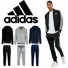 Men Original Adidas Tracksuit Hoodie Bottoms Full Gym Running Joggers Sports Top