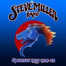 THE STEVE MILLER BAND - GREATEST HITS 1974-78 (LIMITED EDITION) - VINYL LP - NEW