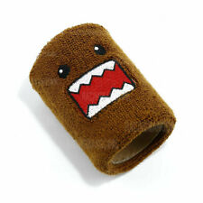 1 PCS Brown Domo Kun JDM Car Reservoir Tank Oil Cover Sock Racing Tank Sock
