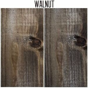 Water Based Wood Stain / Wood Dye - Traditional Range Easy use & Fast drying