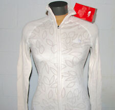 NEW The North Face Mt. Tam Full-Zip Women's Off-White Sweater XS Shirt NWT ~ $79