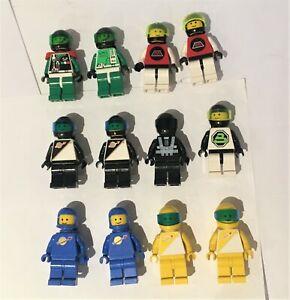 Lego Classic Space Futuron Police Blacktron M tron Minifigs x12