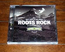 CD: V/A - Roots Rock, Vol. 1 [Fresh Tracks] Bands Across America Sampler (2000)