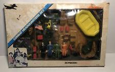Vintage 1983 The A-Team Combat Headquarters Set Figures Toy Galoob No. 8454