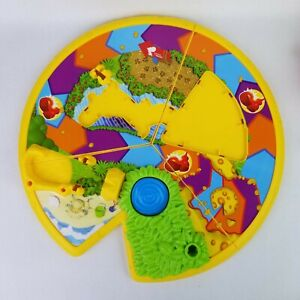 Elefun & Friends Mouse Trap Board Game Base Replacement Parts 3 Pieces OEM 2013