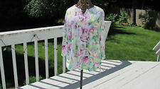 LOVELY ALFRED DUNNER TOP SIZE EXTRA LARGE NWT