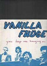 VANILLA FUDGE - you keep me hanging on LP