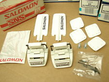 New NOS Salomon SR Automatic 2 Cross Country Ski Bindings SNS Binding 923003