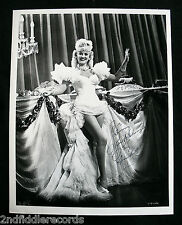 BETTY GRABLE-Mega Rare 11x14 Autographed & Inscribed Photograph-Sexy Pinup Girl