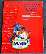 Problem Solving for Reading Strategies Workbook, Home School, Elementary School