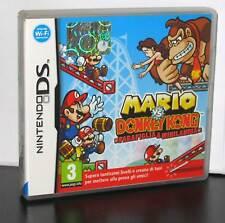 MARIO VS DONKEY KONG PARAPIGLIA A MINILANDIA GIOCO USATO PER DS E 3DS ITA 28692
