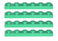 Missing Lego Brick 3666 Green x 4 Plate 1 x 6