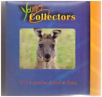 2008 $1 Young Collectors Perth Mint 3 Coin Starter Kit x 2 sets