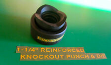 """GREENLEE  STYLE  1-1/4 """"CONDUIT KNOCKOUT PUNCH  , BRAND NEW FREE SHIPPING"""