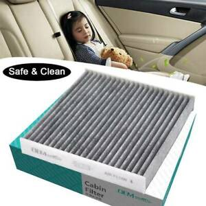 Car Pollen Cabin Air Filter 88508-01010 For Pontiac Vibe Toyota Tacoma 2003-2008