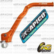 Apico Orange Kick Start Lever Pedal For Husqvarna TC TE TX KTM SX SX-F EXC EXC-F