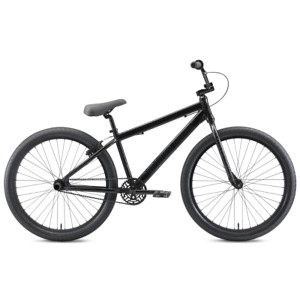 "New In Box SE Bikes Blocks Flyer 26"" Stealth Black Wheelie bike PK Ripper BMX"
