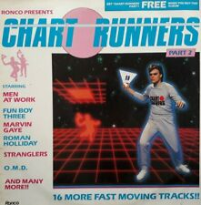 Chart Runners Part 2 Vinyl LP.1983 Ronco RTL 2090.Marvin Gaye/Stranglers/OMD+