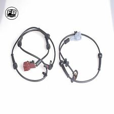 2 ABS Wheel Speed Sensor Rear & Front for Nissan Armada 479007S025 479107S025