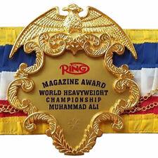MUHAMMAD ALI Ring Magazine Exact Boxing Belt Adult