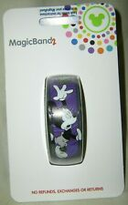 Disney PURPLE Magic Band MICKEY TWILIGHT ZONE TOWER OF TERROR Magicband 2 NIP 1