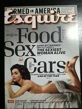 🔥 Esquire Magazine - EMILIA CLARKE - 2015 - GAME OF THRONES SEXIEST WOMAN ALIVE