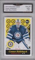 GMA 10 Gem Mint CONNOR HELLEBUCYK 2015/16 OPC O-Pee-Chee RETRO ROOKIE Card!