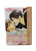 Honey Colored Pancakes June Yaoi Manga Anime Keiko Kinoshita Drama Romance RARE