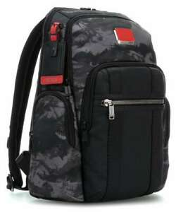 NWT  Tumi  Alpha Bravo Nellis Backpack, Charcoal Restoration