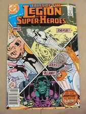 Tales of the Legion of Super Heroes #316 Canadian Newsstand $0.75 Price Variant