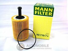 Mann HU719/7x Aceite Audi Seat Skoda VW Mitsubishi Ford Chrysler Dodge Jeep 1x