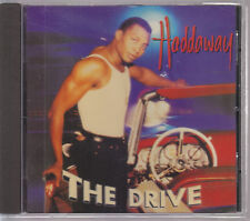 RARE HADDAWAY THE DRIVE CD ALBUM 12 TITRES 1995
