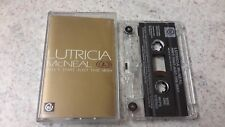 LUTRICIA McNEAL - AIN'T THAT JUST THE WAY CASSETTE SINGLE 1997