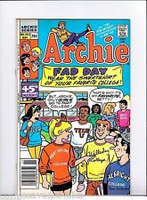 Archie #353 Very Fine (8.0) Dan DeCarlo cover and art