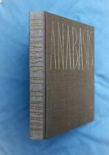 LIMITED EDITIONS CLUB: THE ANABASIS OF XENOPHON, ILLUS BY A. TASSOS SIGNED 1969