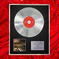 NIGHTWISH WISHMASTER  CD PLATINUM DISC VINYL LP FREE SHIPPING TO U.K.