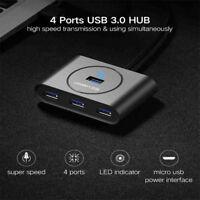 UGREEN USB 3.0 HUB 4 Ports USB Hub Splitter For Macbook Laptop PC Computer HDD