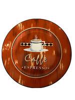 Set of 4 Dessert Plates by Century - Coffee Cafe