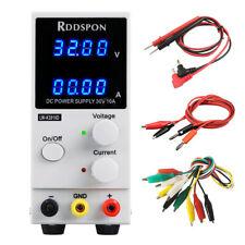 DC power supply Adjustable Voltage regulation 30V 10A 4-digit display K3010D