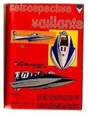1974 : Document (Ref Th  087) : AUTO VAILLANTE HORS BORD CATAMARAN  (1 p)