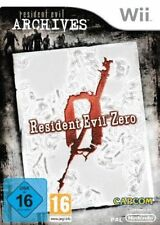 Resident Evil: Zero (Nintendo Wii Game) *VERY GOOD CONDITION*