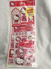 Hello Kitty Stickers scrapbook Sanrio