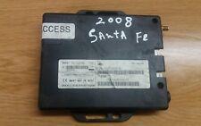 Hyundai Santa Fe/2.2 CRDi SAT NAV unidad de control inteligente-Nav 2008 MC55 Reino Unido