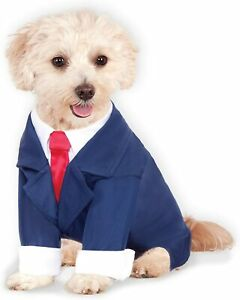 Rubie's Costume Co Business Suit Pet Costume Large