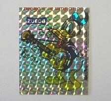 FIGURINA ADESIVO SUCCHI ZUEGG DISNEY _ PAPERINO DONALD DUCK (cm 6x7) argento