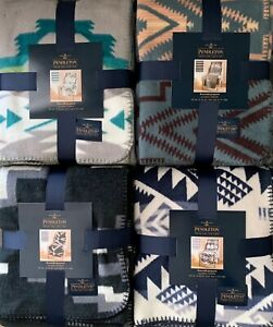 Pendleton Home Collection Reversible Jacquard Classic Throw
