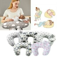 Newborn Baby Nursing Pillows U-Shaped Breastfeeding Maternity Support Pillow US