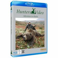 Adventure in Alaska / Hunters Video Nr. 73 Blu-Ray NEW
