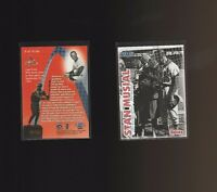 1999 Fleer Tradition - Stan Musial Monumental Moments #2 SM Stan Musial